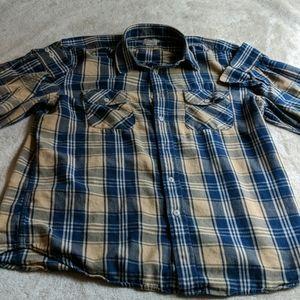Pendleton cotton surf shirt